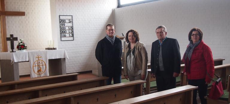 Evangelische Jesuskirche Vilstalgemeinde Reisbach-Frontenhausen